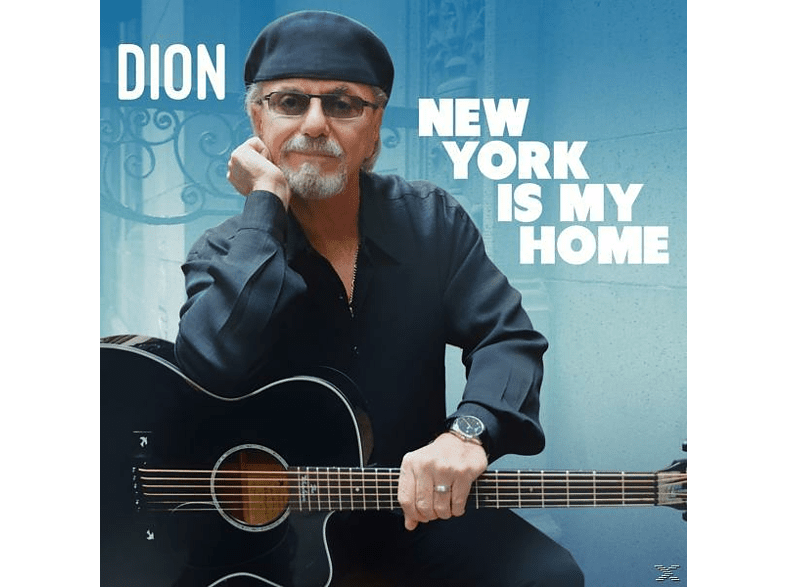 Dion - New York Is My Home [CD]