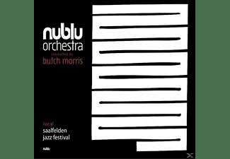 Nublu Orchestra - LIVE AT JAZZ FESTIVAL SAALFELD  - (CD)