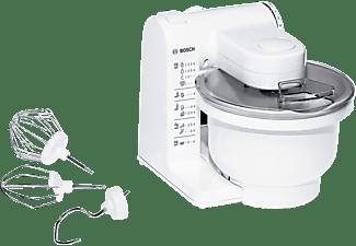 BOSCH MUM4405 Profimaxx 44 Küchenmaschine Weiß (Rührschüsselkapazität: 3,9 Liter, 500 Watt)