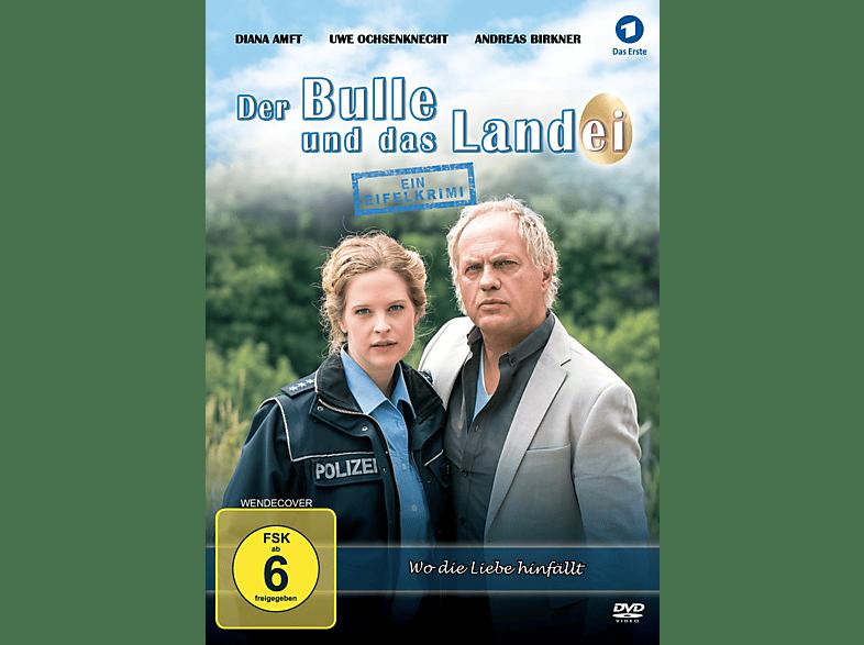 Der Bulle und das Landei - Wo die Liebe hinfällt [DVD]
