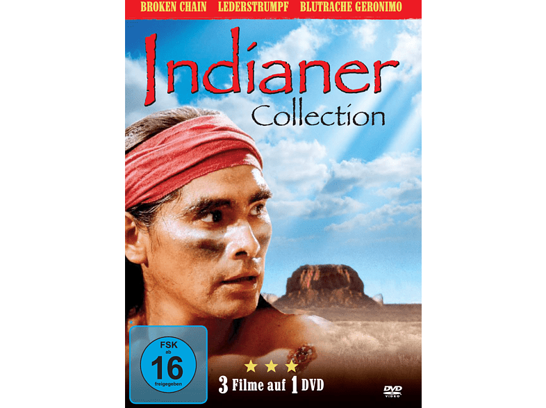 Indianer Collection [DVD]