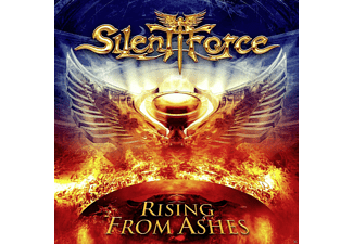 Silent Force - Rising From Ashes - (CD)