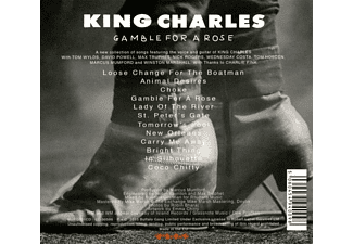 Charles King - Gamble For A Rose  - (CD)