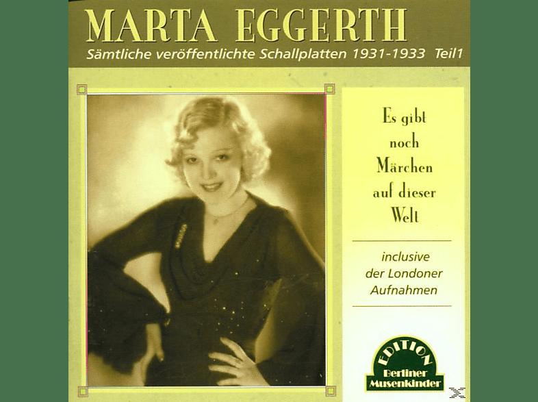 Marta Eggerth - Es Gibt Noch Märchen... [CD]