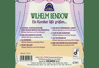 Wilhelm Bendow - Ein Komiker Lässt Grüßen  - (CD)