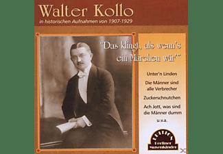 VARIOUS - Das Klingt,Als Wenn's Ein Märchen wär  - (CD)