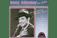 Hans Söhnker - Ich Sing' Mich In Dein Herz... [CD]