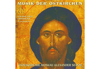 Sedow, Chorakademie Moskau - Gnade Des Friedens-In Memoriam  - (CD)