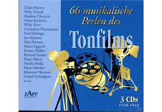 VARIOUS - Perlen Des Tonfilms 1930-1944  - (CD)