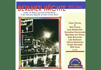 VARIOUS - Berliner Nächte 1930-1943  - (CD)