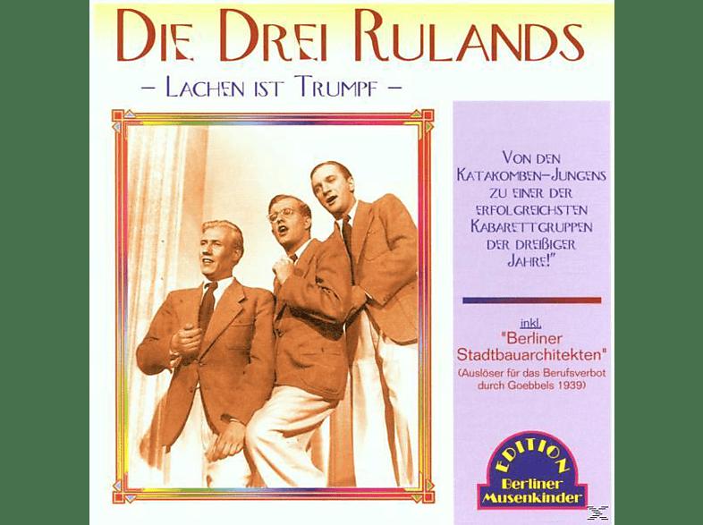 Die Drei Ruhls - Lachen Ist Trumpf [CD]