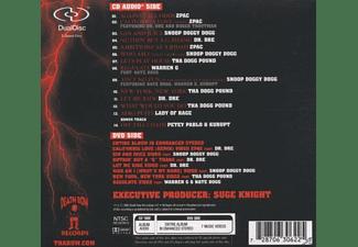 VARIOUS - VERY BEST OF DEATH ROW  - (CD)
