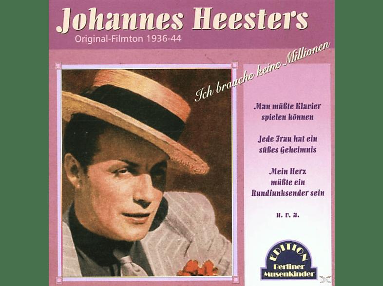 Johannes Heesters - Ich Brauche Keine Millionen [CD]