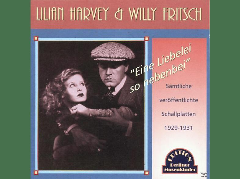 Fritsch Harvey - Eine Liebelei So Nebenbei [CD]