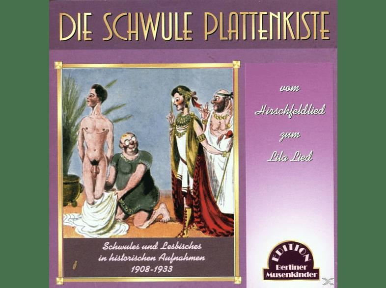 VARIOUS - Die Schwule Plattenkiste [CD]