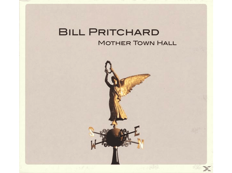 Bill Pritchard - Mother Town Hall [CD]