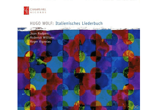 Rodgers/Williams/Vignoles - Italienisches Liederbuch - (CD)