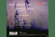 Ito/Gulyak - Cello Works [CD]