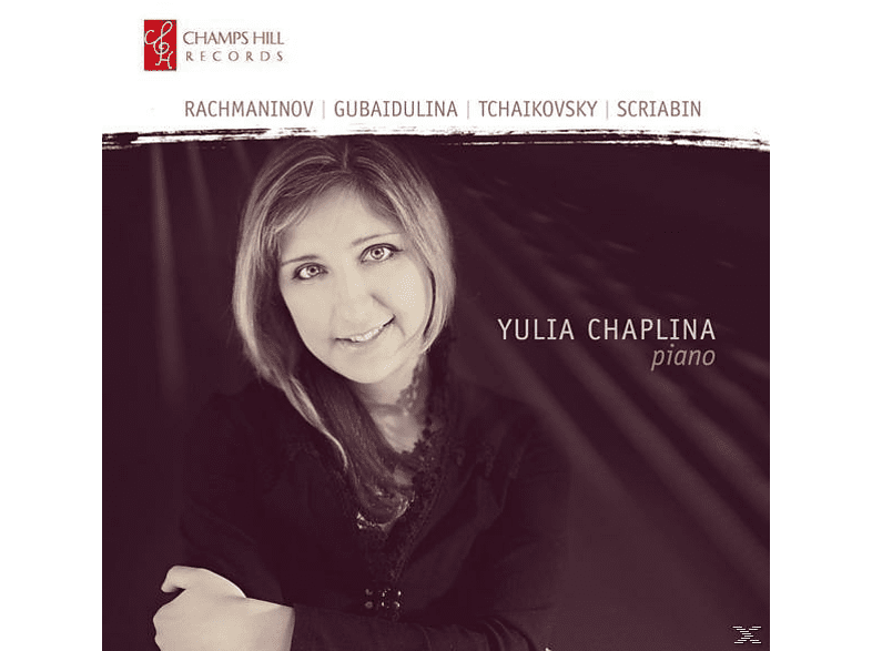 Yulia Chaplina - Russische Klaviermusik [CD]