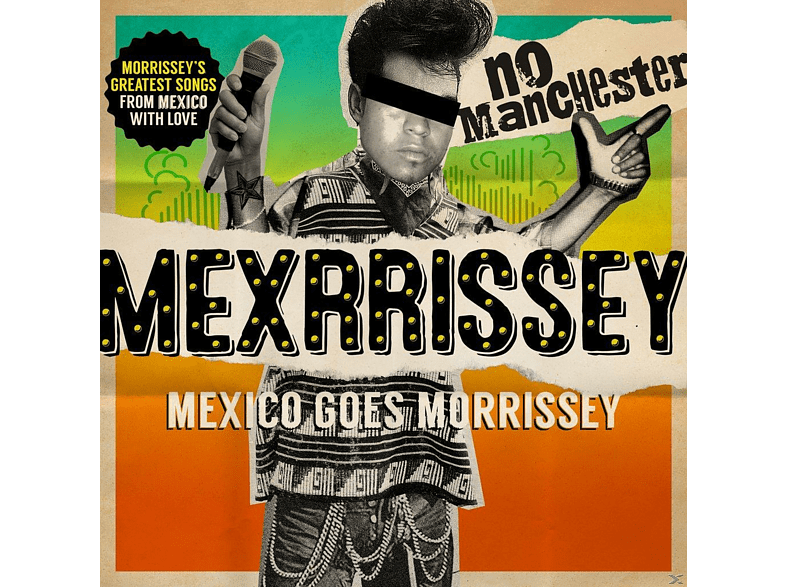 Mexrrissey - No Manchester:Mexico Goes Morrissey [CD]