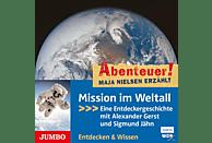 Abenteuer! Maja Nielsen erzählt - Mission im Weltall - (CD)