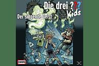 Die Drei ??? Kids - Die drei ??? Kids 49: Der singende Geist - (CD)