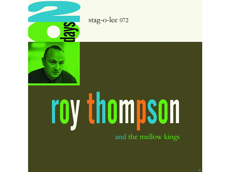 Roy -& The Mellow Kings- Thompson - 20 Days [Vinyl]