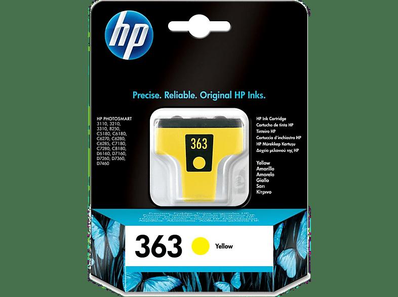 HP NR 363 Jaune (C8773EE)