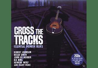 VARIOUS - Cross The Tracks-Essential Pioneer Blues  - (CD)