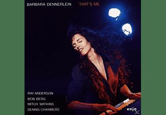 Barbara Dennerlein - That's Me  - (CD)