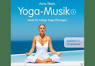 Dr. Arnd Stein - Yoga-Musik 1 (Meditativ Und Entspannend)  - (CD)