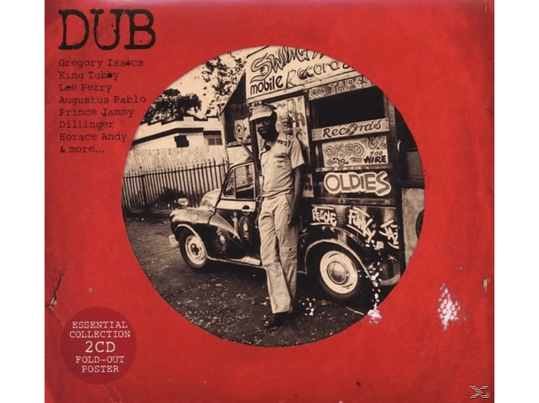 VARIOUS - Dub-Essential Collection [CD]