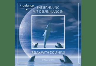 VARIOUS, Emily Shreve - Entspannung Mit Delphinen  - (CD)