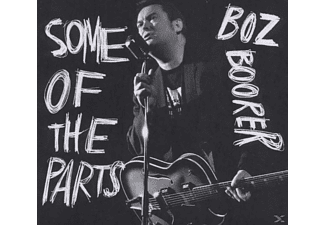 Boz Boorer - Some Of The Parts - (CD)