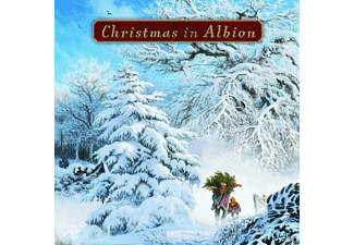 VARIOUS - CHRISTMAS IN ALBION  - (CD)