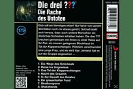 Die Drei ??? 179: Die Rache des Untoten - (CD)