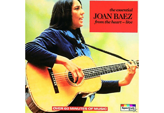 Joan Baez - The Essential Joan Baez Live - The Electric Tracks (CD)