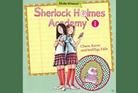 Sherlock Holmes Academy - Sherlock Holmes Academy 01-Chaos, Karos Und Kniffl - (CD)