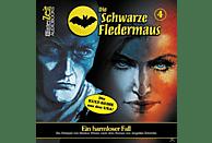 VARIOUS - Die Schwarze Fledermaus 04 - Ein Harmloser Fall - (CD)