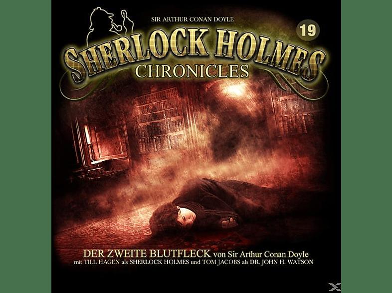 Sir Arthur Conan Doyle - Sherlock Holmes Chronicles 19 - Der Zweite Blutfleck - (CD)