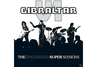 Gibraltar, Vi - The Spaceward Super Sessions - (CD)