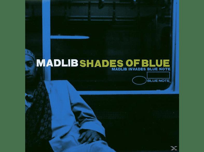 Madlib - Shades Of Blue:Madlib Invades [CD]