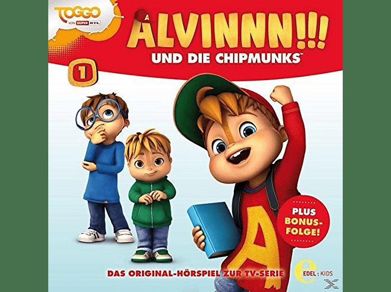 Alvinnn!!! Und Die Chipmunks - (1)Original Hsp Z.Tv-Serie-Der Magische Geburtstag - (CD)