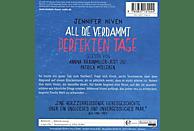 All die verdammt perfekten Tage - (MP3-CD)
