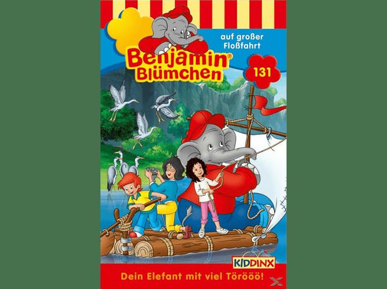 Benjamin Blümchen - Benjamin Blümchen 131: auf großer Floßfahrt - (MC)