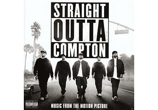 VARIOUS - Straight Outta Compton  - (CD)