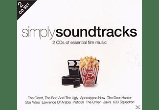 VARIOUS - Simply Soundtracks  - (CD)