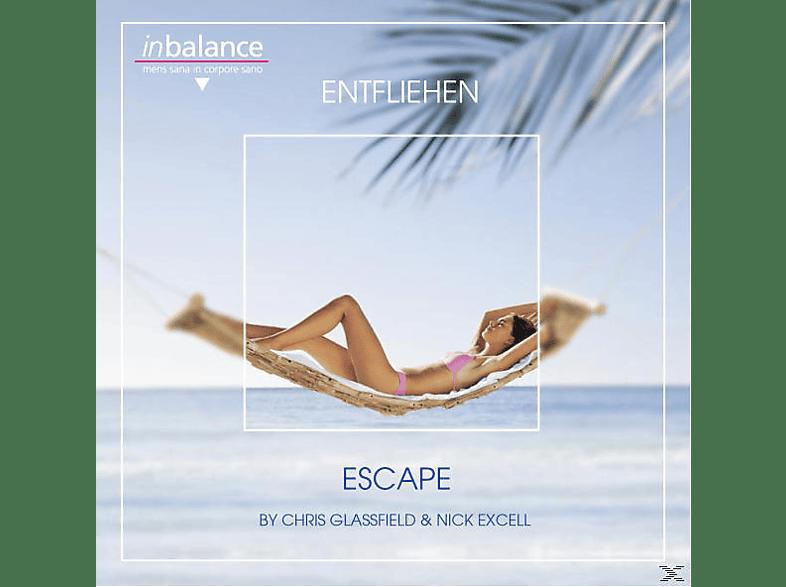 Chris Glassfield - Escape/Entfliehen [CD]