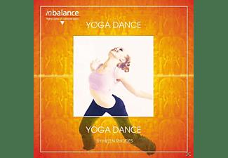 Helen Rhodes - Yoga Dance/Yoga Dance  - (CD)
