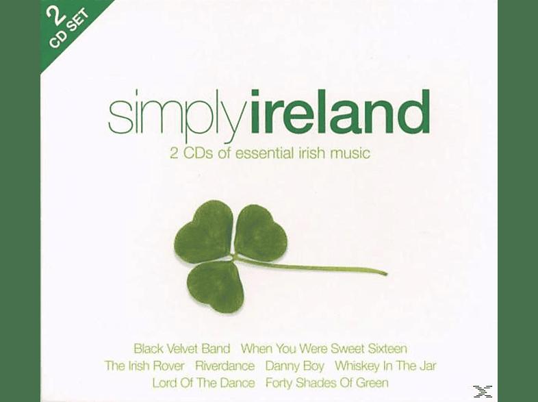 VARIOUS - Simply Ireland [CD]